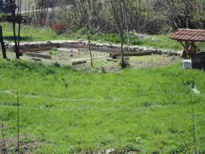 """création jardin """" des plantes aromatiques"""""""