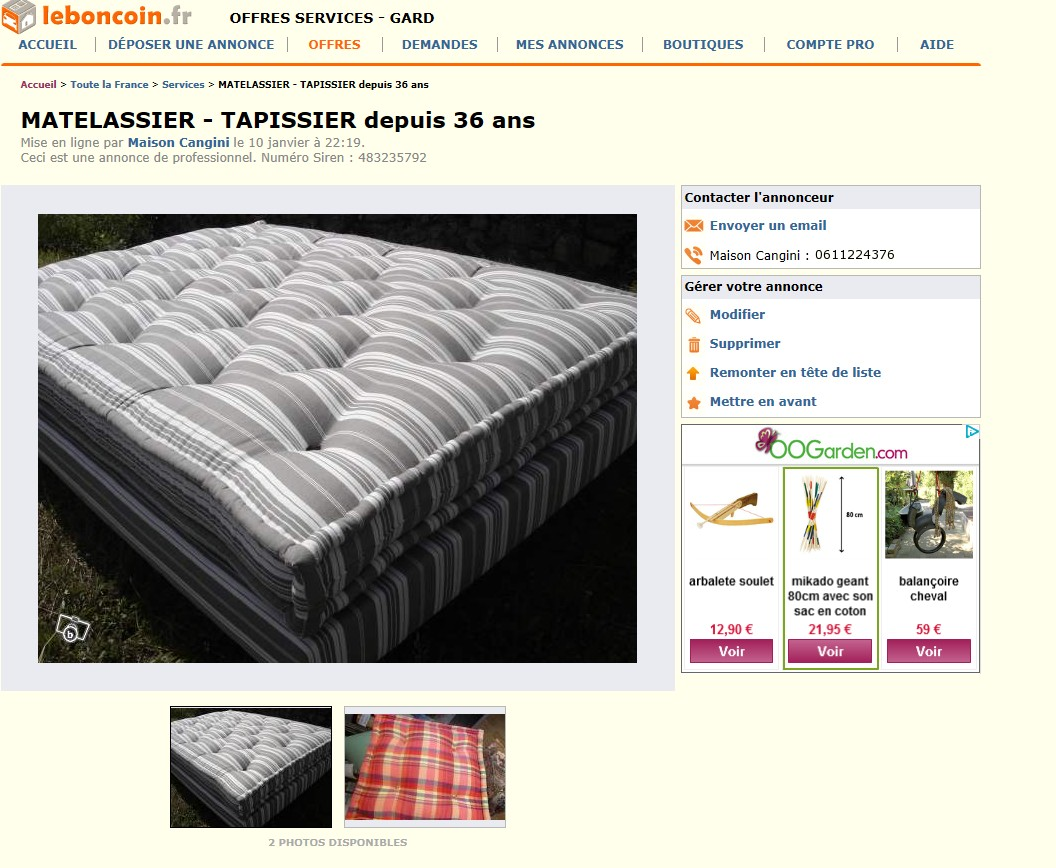 Atelier Garnero Le Blog De Cardelainefr