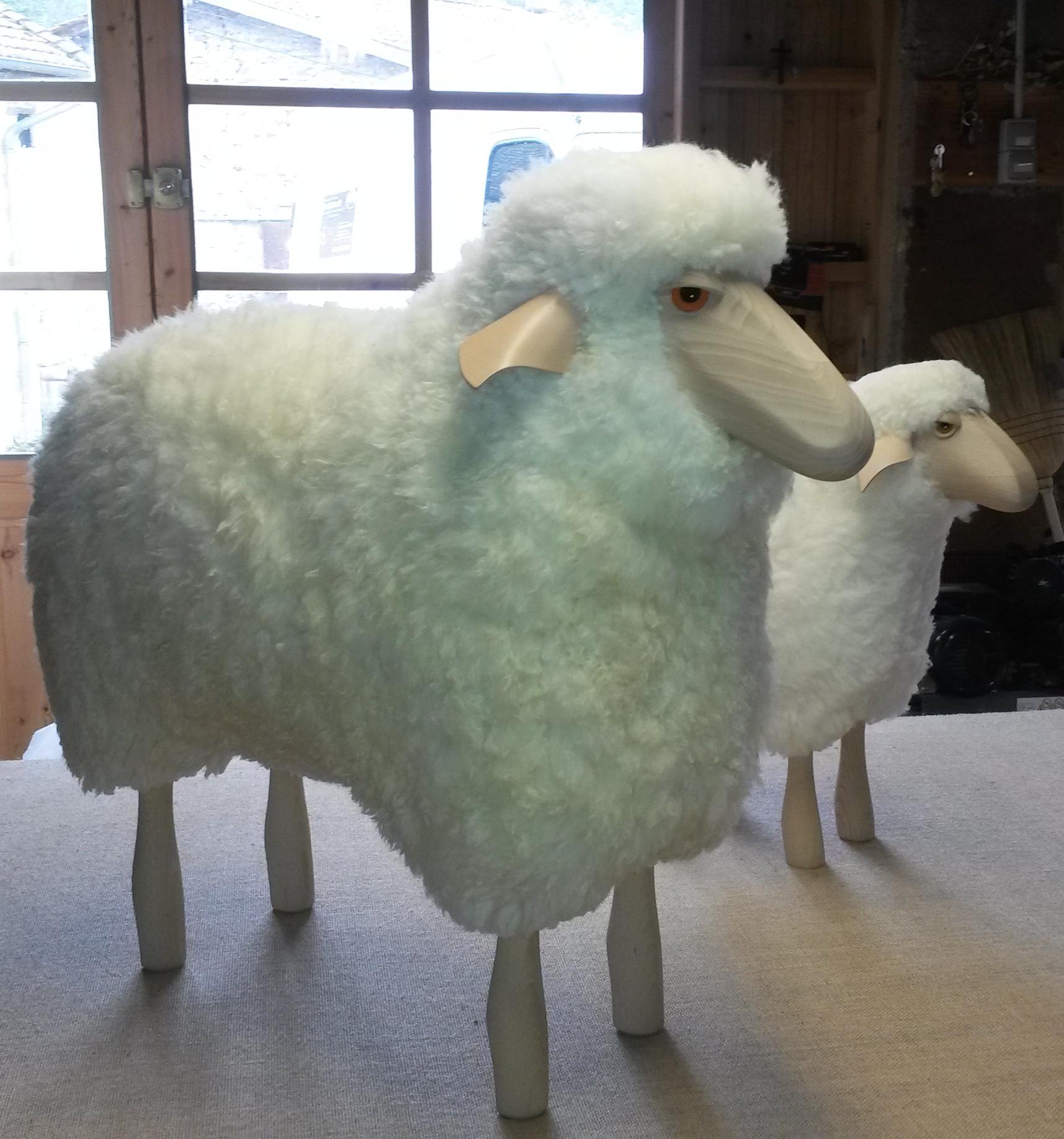 mouton décoration