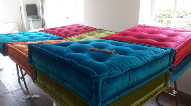 Sofa Coussins Nomade